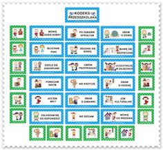 Starter nauczyciela przedszkola - czyli nauczycielski MUST HAVE! Umea, Back To School, Periodic Table, How To Plan, Education, Poland, Periodic Table Chart, Periotic Table, Entering School