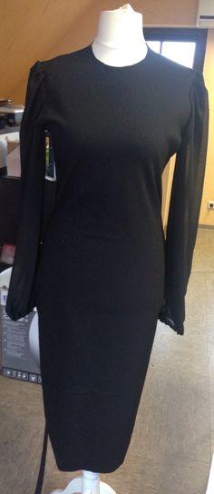 Kleid nach einem Burda Schnittmuster