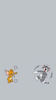 Tom and Jerry Cartoon Wallpaper Iphone, Cute Cartoon Wallpapers, Cute Wallpaper Backgrounds, Disney Wallpaper, Wallpaper Kawaii, Pretty Wallpapers, Aesthetic Pastel Wallpaper, Aesthetic Wallpapers, Tom Und Jerry Cartoon