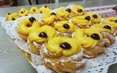 Ricette per il Papà: le zeppole di San Giuseppe!! #zeppole #papà #festa