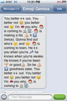 16 Song Lyrics Cleverly Translated Into Emoji Text Messages - Bored!