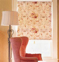 1 Window Shade 3 Ways » Curbly | DIY Design Community