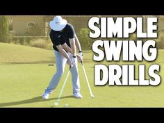 Discover how you can start transferring more energy into the golf ball and increasing the ball speed. No matter what your swing speed is, this technique will. Golf Channel, Drills, Golf Tips, Golf Ball, Baseball Cards, Simple, Youtube, Sports, Hs Sports