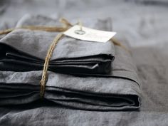 Sleeping on pure linen is the ultimate sensory experience. In linen's case, do believe the hype.