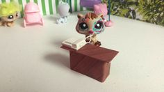 How to Make a Tiny Office Business Phone: Easy LPS Doll DIY