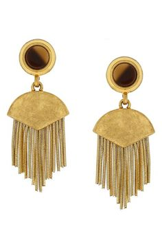 Vince Camuto Drop Earrings available at #Nordstrom