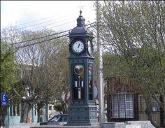 Reloj Punta Arenas  #chile #puntarenas