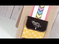 ▶ Open Me ASAP - Make a Card Monday #220 - YouTube