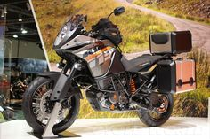 2013 KTM 1190 Adventure- First Look Review – Cycle World