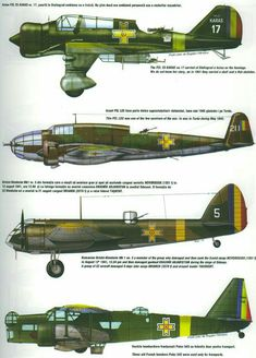 Romanian bombers on the eastern front Ww2 Aircraft, Military Aircraft, Luftwaffe, Bristol Blenheim, Military Drawings, Aircraft Painting, Ww2 Planes, World War Two, Wwii