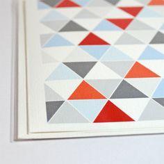 retro pattern, retro colors
