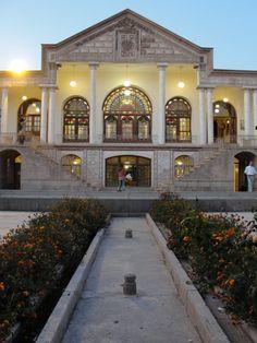 Amirnezam house - #Tabriz, #Iran | travel to Iran with @surfingpersia