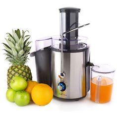Commercial Stainless Steel Fruit Vegitable Power Juicer Juice Extractor