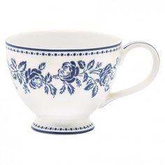 ine Henkeltasse zum Träumen, die sich nicht nur für Tee, sondern ebenso für den geliebten Kaffee am Morgen eignet.