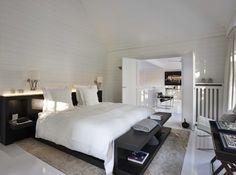 Leonard - Du blanc et des tons clairs accompagnés d'une touche de noir pour réveiller la pièce.