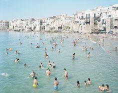 This Island Life |  Photography by Massimo Vitali