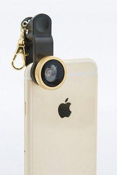 Objectif pour téléphone portable