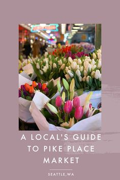 A Locals Guide to Pike Place Market Amazing Crafts, Fun Crafts, The Places Youll Go, Places To Go, Prague Travel, Travel Necessities, Pike Place Market, Japan Travel, Vacation Ideas
