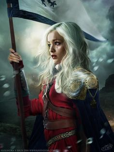 """""""I shall lead us into battle..."""" Evolet proclaimed, her voice just a bit shakey.  """"For our people."""""""