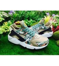 36eeab859438 Air Huarache Camo Army Green Trainer Outlet Nike Fashion