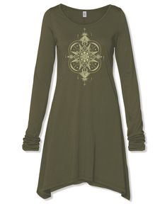 Celestial Organic Cotton Tunic Top #SFPinGoodVibes Re-Pin your fave outfits, accessories, and jewelry to enter to win a $100 gift card or one of two $25 gift cards! Contest ends 12/4.