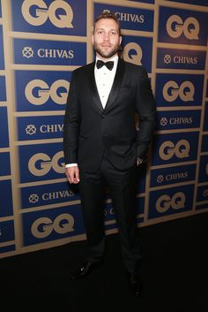 Jai Courtney at 2015 Man of the Year Awards