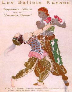 Periods & Styles Responsible Vintage Programme Theatre Comoedia Paris 1925 Art Deco
