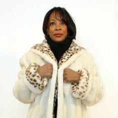 Cashmere Cape, The Jacksons, Grow Out, Capes, Mink, Parka, Jr, Fur Coat, Campaign