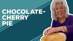 Chocolate Cherry, Chocolate Desserts, Vegan Desserts, Cherry Recipes, Pie Recipes, Chocolate Covered Cherries, Paula Deen, Best Dishes, Gluten Free Baking