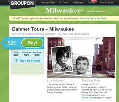 Groupon Deal For Jeffrey Dahmer Tours touch nerve with locals