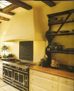 French country kitchen hood: 17 best images about french country kitchen on Kitchen Hearth Room, Sunroom Kitchen, Kitchen Wall Art, Kitchen Dining, Dining Room, French Country Kitchens, French Country House, Country Style, Stove Backsplash