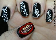 The Rocky Horror Picture Show Nails