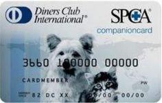 Diners Club SPCA Companion Card