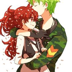 flaky anime we heart it - Google Search