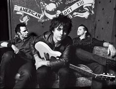 Green Day is an American punk rock band formed in 1987. The band consists of lead vocalist and guitarist Billie Joe Armstrong, bassist and backing vocalist Mike Dirnt, and drummer Tre Cool. Cool replaced former drummer John Kiffmeyer in 1990, prior to the recording of the band's second studio album, Kerplunk, and has been a member of the band since.: