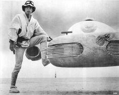 """I am a moisture farmer, like my uncle before me."" #starwars #skywalker #tatooine"