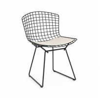 Bertoia Side Chair I have 4 of these wonderful little chairs with full upholstery pads.