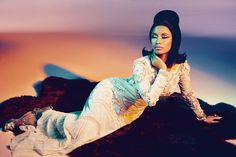 Picture of Nicki Minaj Named the Face of Roberto Cavalli's 2015 Spring/Summer Advertising Campaign