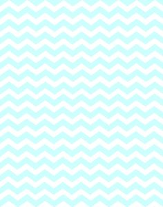 Doodlecraft: Minty Chevron Freebie Madness! MANY COLORS