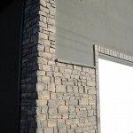 VILLA STONE | Kodiak Mountain Stone | manufactured stone veneer Manufactured Stone Veneer, Stone Gallery, Villa, Mountain, Villas, Mansions