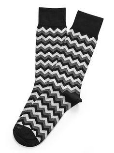 ETIQUETTE CLOTHIERS - ALPINE STRIPES - TUX BLACK