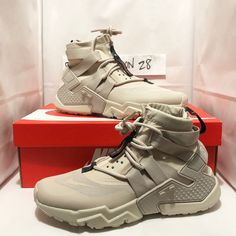 3472ef01453340 Nike Air Huarache Gripp AO1730 003 Desert Sand String  fashion  clothing   shoes