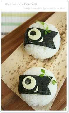 Koinobori  onigiri