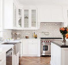 Tile design inspiration