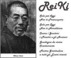 the founder of Reiki