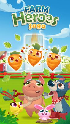 New Farm Heroes Saga hack is finally here and its working on both iOS and Android platforms. Farm Games, Cheat Online, Gaming Tips, Game Resources, Game Design, 3d Design, Game Update, First Event, Farm Hero Saga