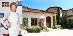 """6 Of Our Favorite Homes From """"The Real Housewives""""  - ELLEDecor.com"""