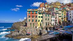 Cinque Terre: Named one of Europe's Most Romantic Places, Best Place for a Family Vacation, Best Place for Memorable Walks, Best Outdoor Activities, and Best Warm-Weather Destination