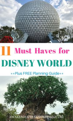 These must haves are essential for your trip to #disneyworld! These Disney tips and tricks are so helpful! #wdw #disneytime