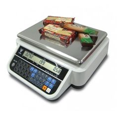 Price Computing Scale The Digi DS-781 price computing retail scale has a waterproof keyboard and splash proof housing, it is operated by battery or mains power. With customer and operator displays it is ideal for market traders or small shops. Approved Class lll.